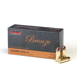 PMC Bronze 38SA