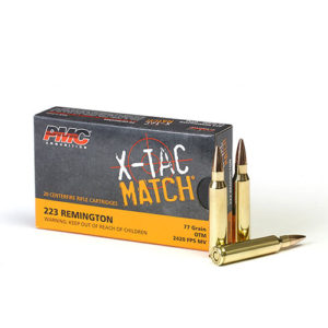 PMC X-TAC Match 223XM