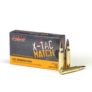 PMC X-TAC Match 223XM