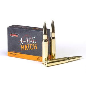 PMC X-TAC Match 50XM